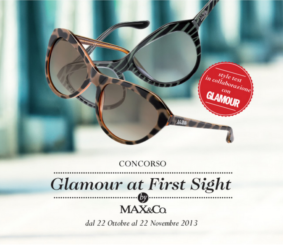 Max&Co - Glamour at first sight - Contest
